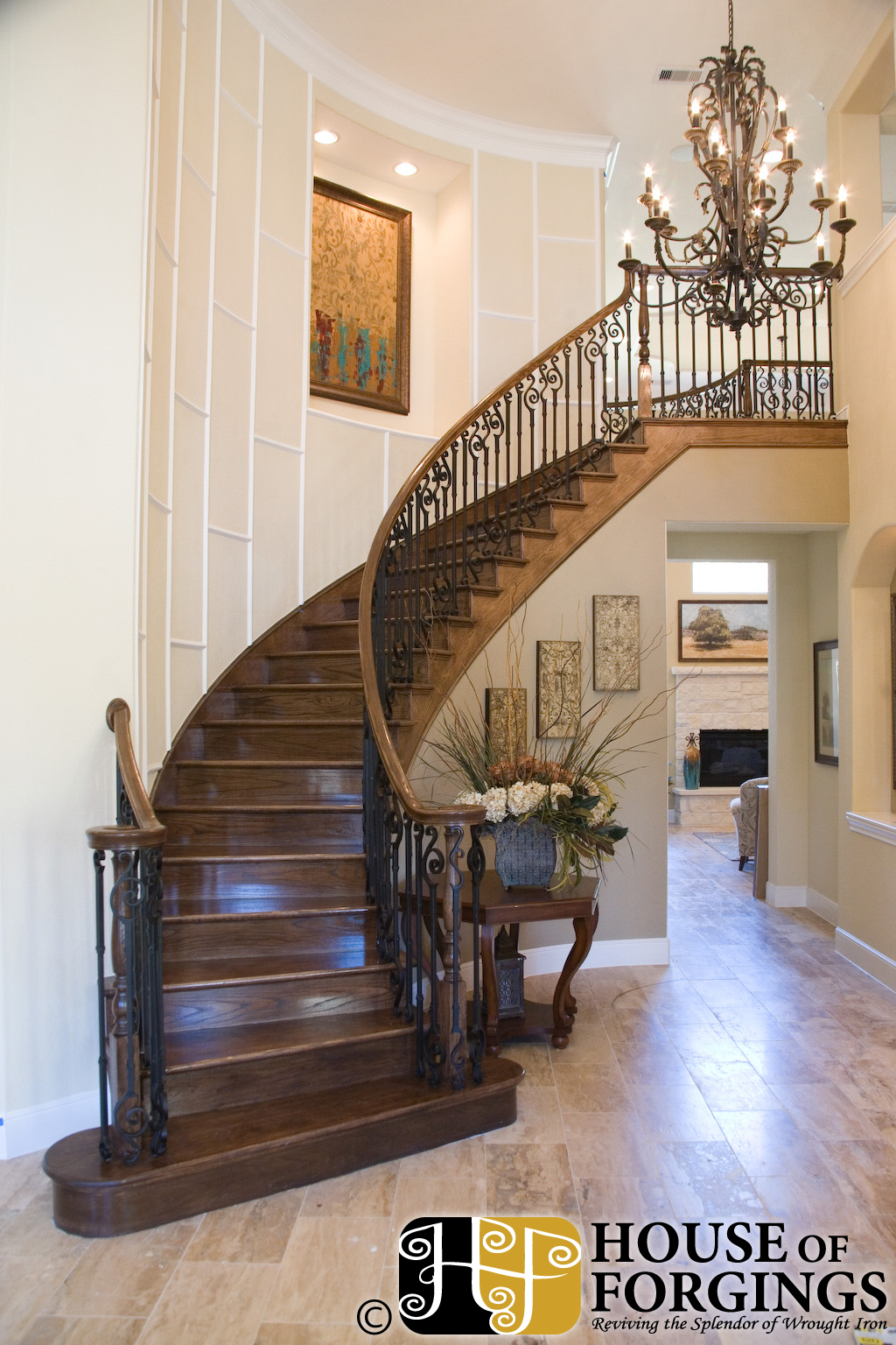 endecor iron stair baluster idea photo gallery ironwood conn