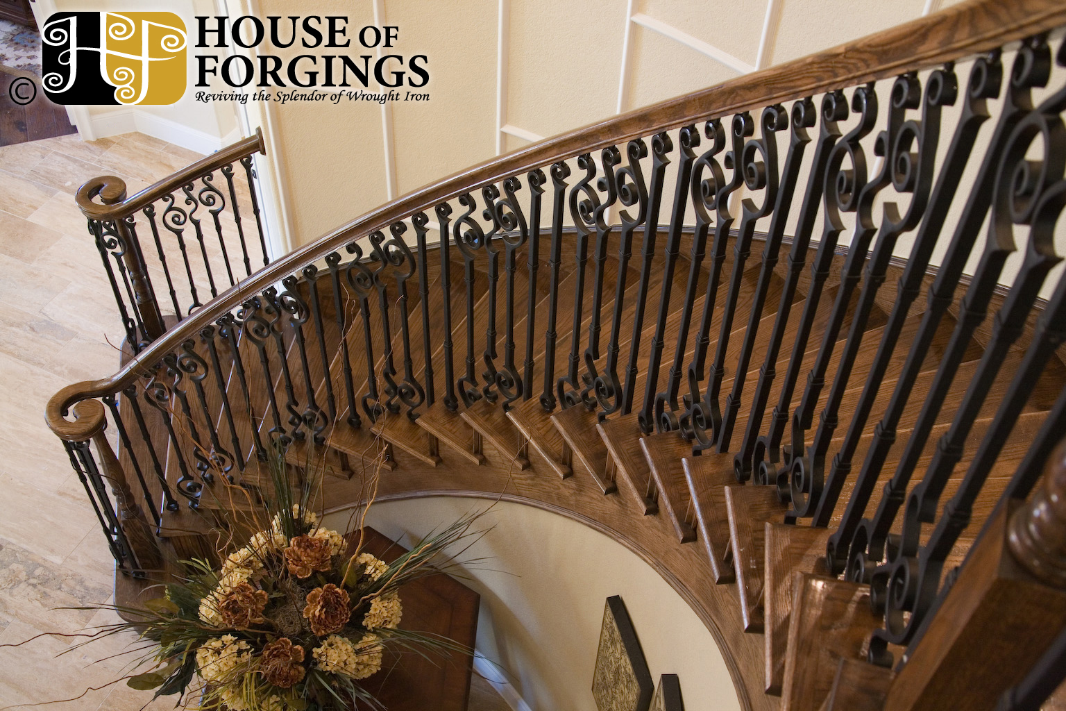 Endecor Balusters. Endecor Iron Stair Balusters