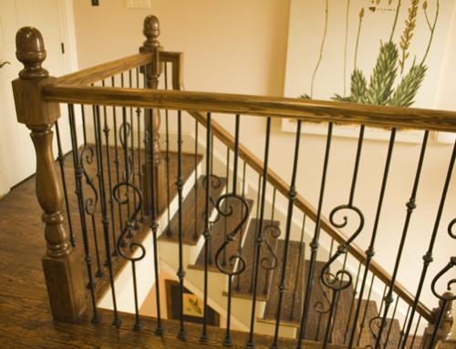 Tuscan Staircase