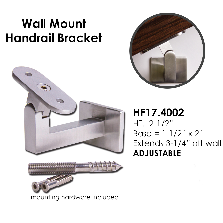 Stair Railing Installation Hardware Accessories Ironwood
