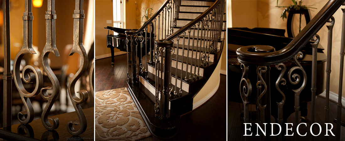 Endecor Iron Balusters