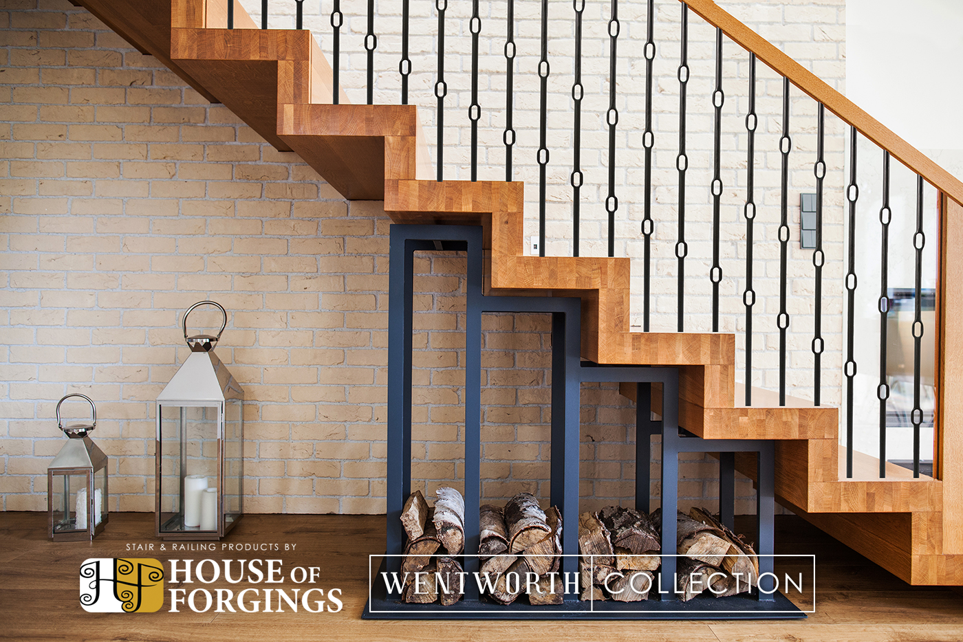 Wentworth Collection Will Be Available For Use In STAIR ARTIST Design Tool  This Week.