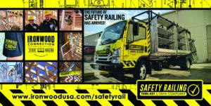 OSHA Safety Rail
