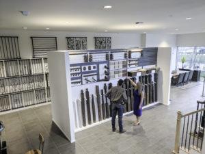 Showroom Parts Sales